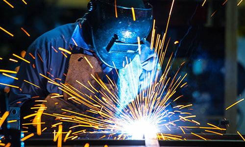 welding feat